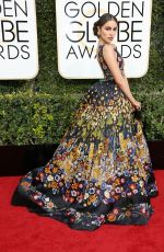 OLIVIA CULPO at 74th Annual Golden Globe Awards in Beverly Hills 01/08/2017