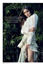 OLIVIA CULPO in Ocean Drive Magazine, January 2017