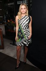 OLIVIA HOLT at Marie Claire's Image Maker Awards 2017 in West Hollywood 01/10/2017