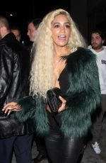 PALOMA FORD at Catch LA in West Hollywood 01/04/2017