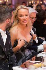 PAMELA ANDERSON  at 40th Best Award Gala in Paris 01/27/2017
