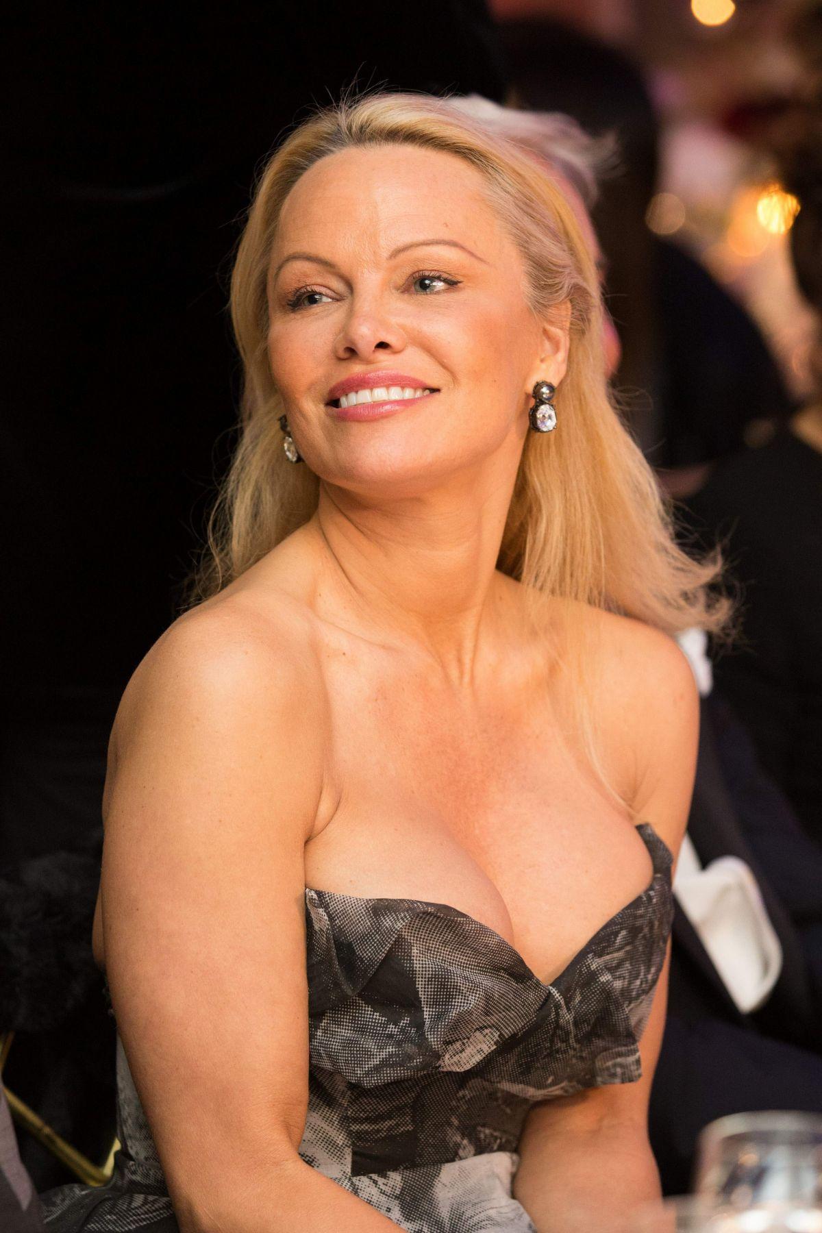 PAMELA ANDERSON at 40t... Pamela Anderson