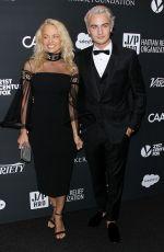 PAMELA ANDERSON at 6th Annual Sean Penn & Friends Haiti Rising Gala in Beverly Hills 01/07/2017