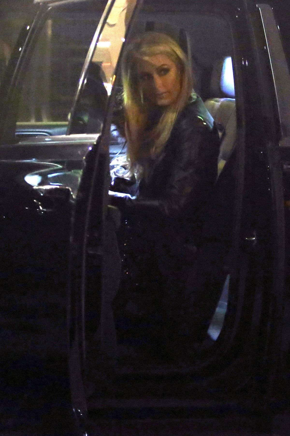 PARIS HILTON at Cade Hudson's Birthday Party in Beverly Hills 01/06/2017