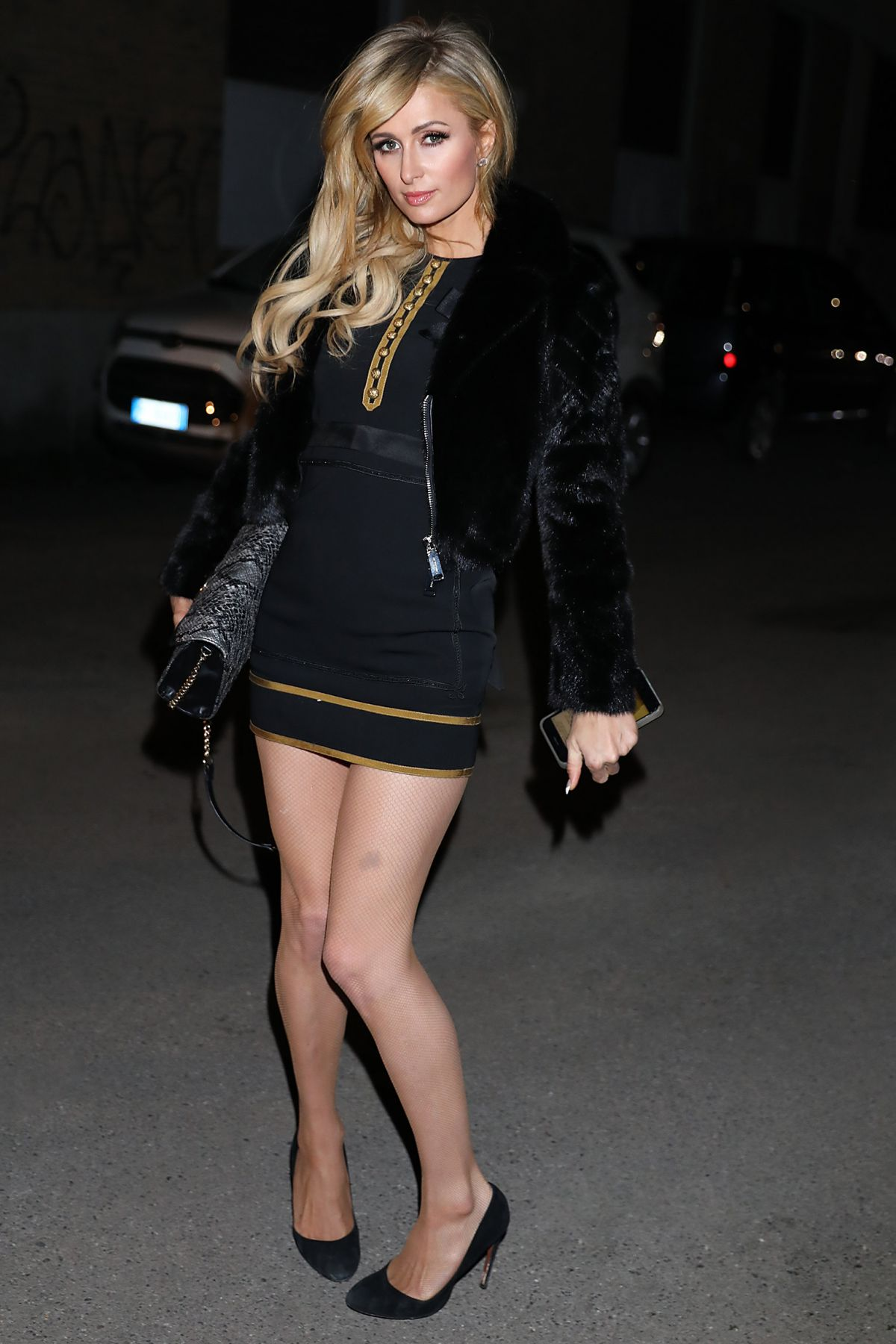 Paris hilton fall-3867