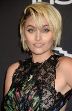 PARIS JACKSON at Warner Bros. Pictures & Instyle's 18th Annual Golden Globes Party in Beverly Hills 01/08/2017