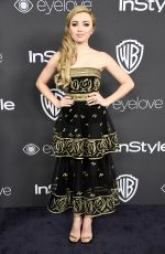PEYTON ROI LIST at Warner Bros. Pictures & Instyle's 18th Annual Golden Globes Party in Beverly Hills 01/08/2017