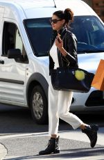 PHOEBE TONKIN Out and About in Los Angeles 01/30/2017