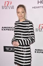 PORTIA DOUBLEDAY at Harper's Bazaar 150 Most Fashionable Women Party in Hollywood 01/27/2017