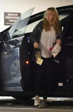 Pregnant AMANDA SEYFRIED Out in Burbank 01/11/2017