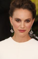 Pregnant NATALIE PORTMAN at 23rd Annual Screen Actors Guild Awards in Los Angeles 01/29/2017