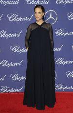 Pregnant NATALIE PORTMAN at 28th Annual Palm Springs International Film Festival Awards 01/02/2017