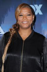 QUEEN LATIFAH at Fox All-star Party at 2017 Winter TCA Tour in Pasadena 01/11/2017