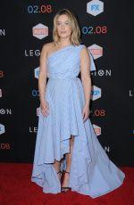 RACHEL KELLER at 'Legion' Premiere in Los Angeles 01/26/2017