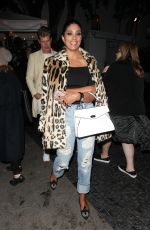 RACHEL ROY Arrives at Chateau Marmont in West Hollywood 01/05/2017