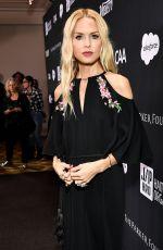 RACHEL ZOE at 6th Annual Sean Penn & Friends Haiti Rising Gala in Beverly Hills 01/07/2017
