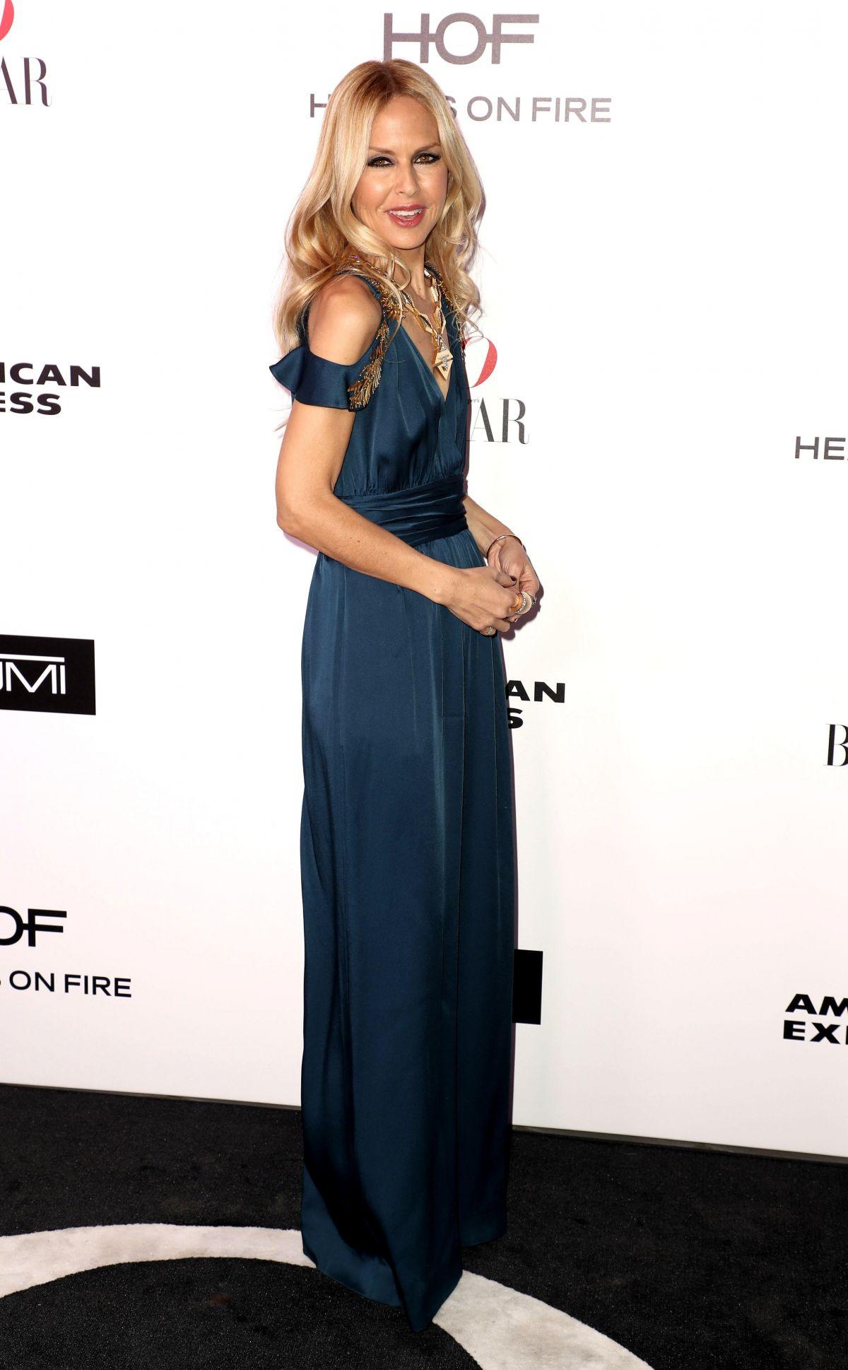 RACHEL ZOE at Harper's Bazaar 150 Most Fashionable Women Party in Hollywood 01/27/2017