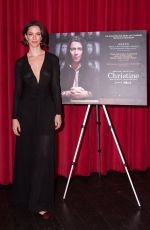 REBECCA HALL at Christine Special Screening in London 01/24/2017