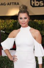 REBECCA ROMIJN at 23rd Annual Screen Actors Guild Awards in Los Angeles 01/29/2017