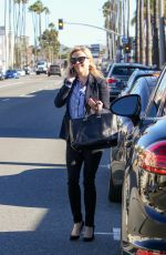 REESE WITHERSPOON Out in Los Angeles 01/27/2017