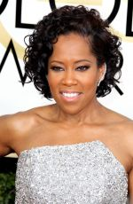 REGINA KING at 74th Annual Golden Globe Awards in Beverly Hills 01/08/2017