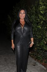 RENEE GRAZIANO Night Out in West Hollywood 01/06/2017