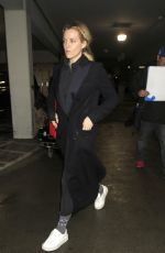 RILEY KEOUGH at Los Angeles International Airport 01/22/2017