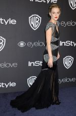 RILEY KEOUGH at Warner Bros. Pictures & Instyle's 18th Annual Golden Globes Party in Beverly Hills 01/08/2017