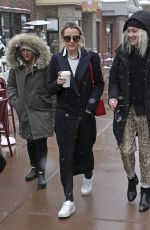 RILEY KEOUGH Out in Park City 01/21/2017