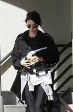 ROONEY MARA Out and About in West Hollywood 01/19/2017