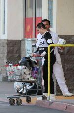 ROSE MCGOWAN Out Shopping in Santa Monica 01/29/2017
