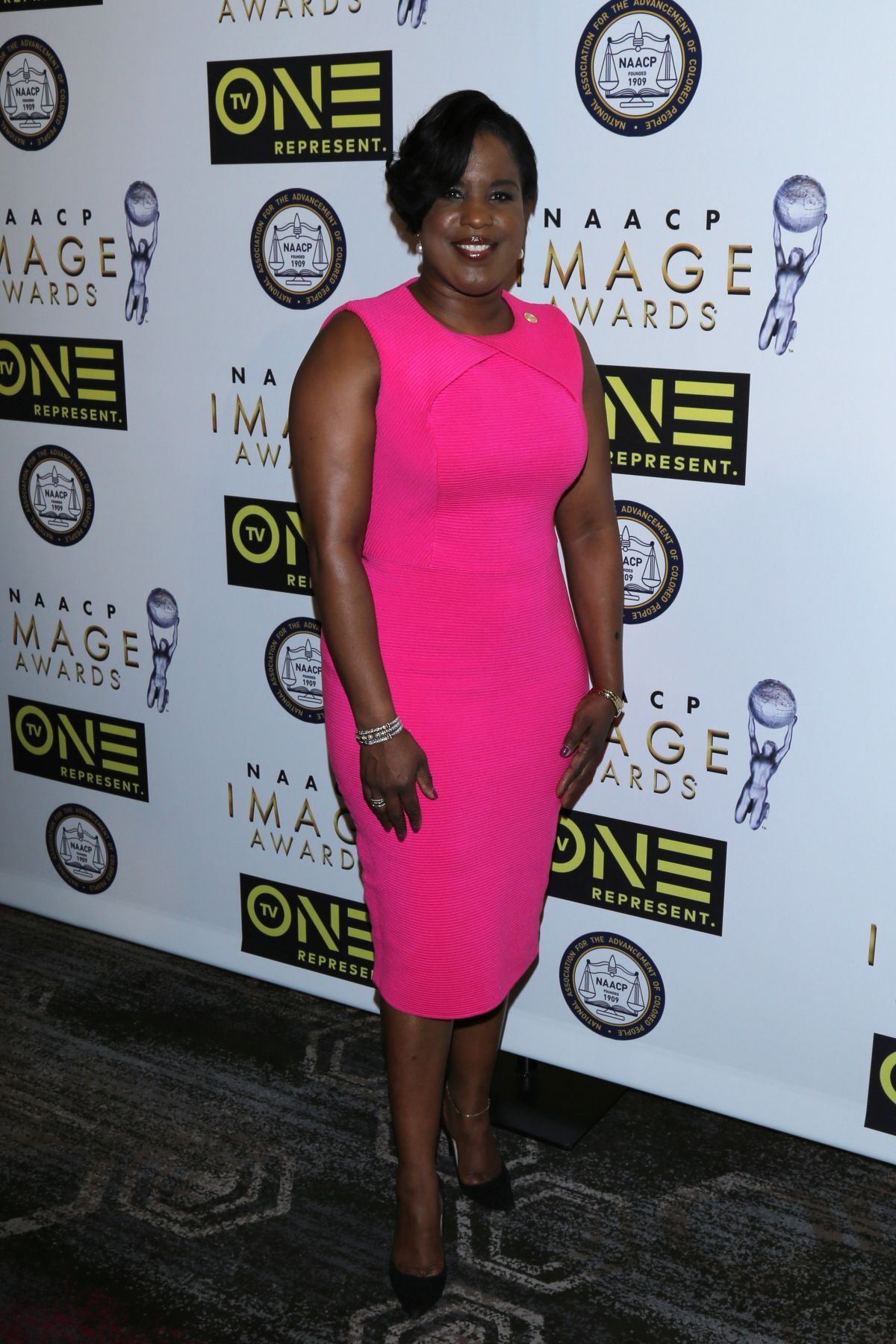 ROSLYN BLOCK at 48th Naacp Image Awards Nominees