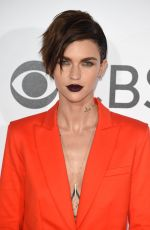 RUBY ROSE at 43rd Annual People's Choice Awards in Los Angeles 01/18/2017