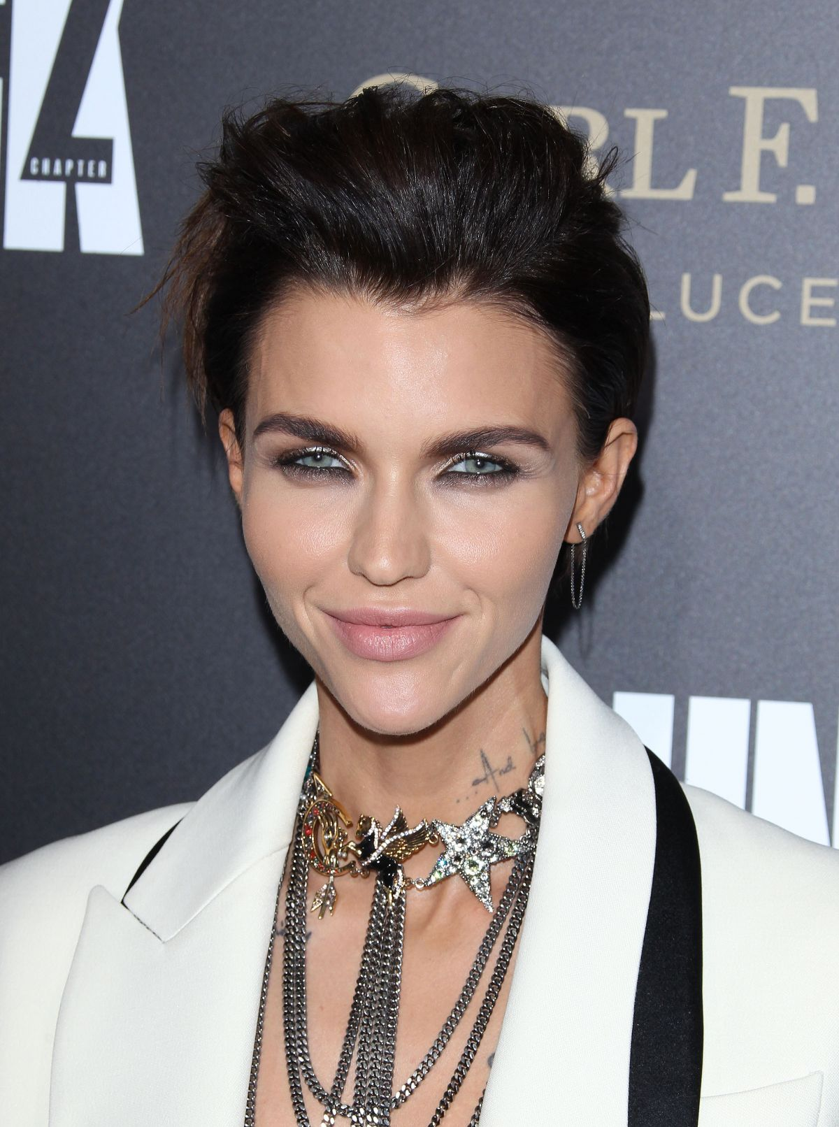 Ruby Rose At John Wick Chapter 2 Premiere In Los