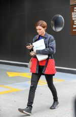 RUBY ROSE Leaves a Pharmacy in Beverly Hills 01/03/2017