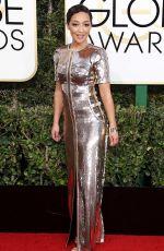 RUTH NEGGA at 74th Annual Golden Globe Awards in Beverly Hills 01/08/2017