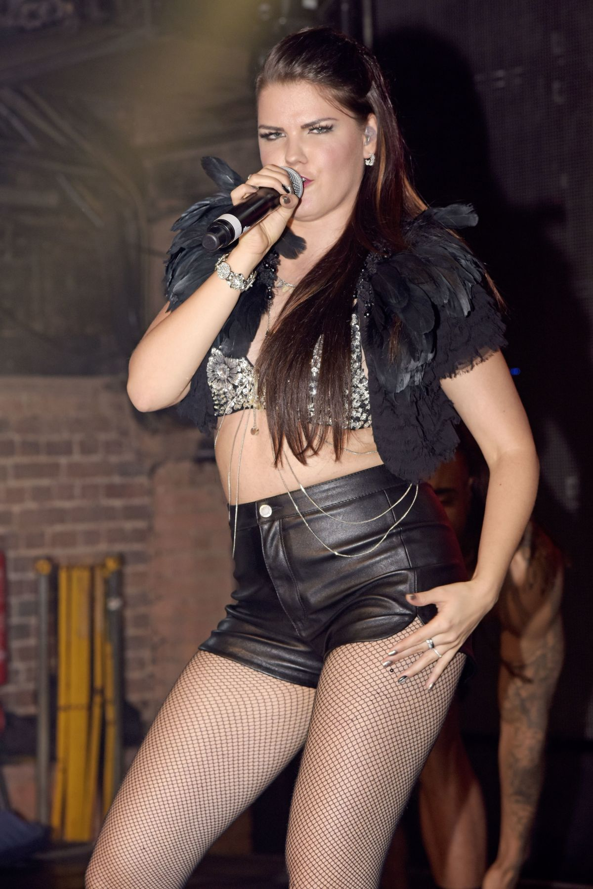 SAARA AALTO Performs at G-A-Y Club in London 01/07/2017