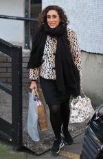 SAIRA KHAN Leaves ITV Studios in London 01/03/2017