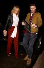 SAM TAYLOR-JOHNSON at Bradley Cooper's Birthday Bash in Los Angeles 01/05/2017