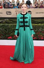 SAMANTHA ISLER at 23rd Annual Screen Actors Guild Awards in Los Angeles 01/29/2017