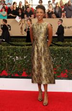 SAMIRA WILEY at 23rd Annual Screen Actors Guild Awards in Los Angeles 01/29/2017