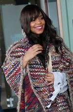 SANAA LATHAN Out in Park City 01/22/2017