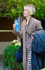 SARAH PAULSON at Four Seasons Hotel in Beverly Hills 01/06/2017