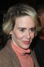SARAH PAULSON at Life is Good at Gold Meets Golden Event in Los Angeles 01/07/2017
