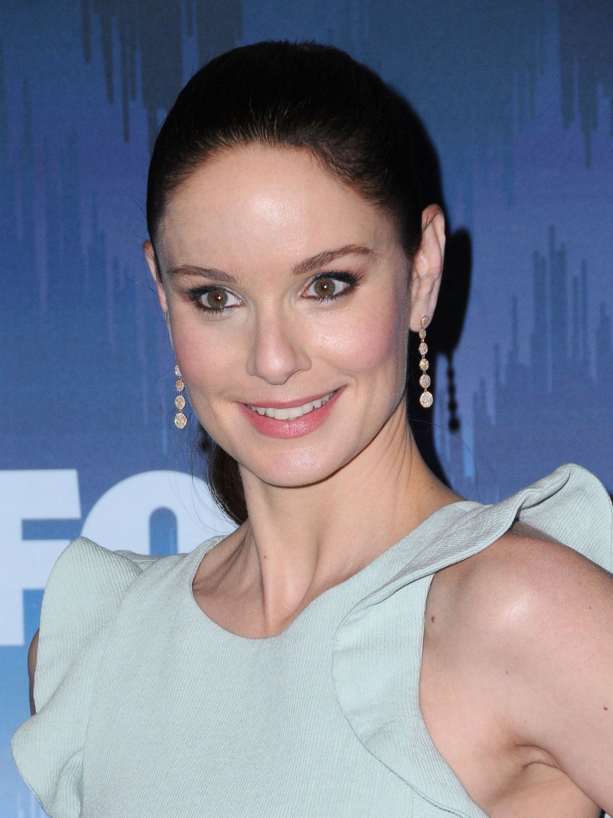 SARAH WAYNE CALLIES at Fox All-star Party at 2017 Winter TCA Tour in Pasadena 01/11/2017