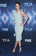 SARAH WAYNE CALLIES at Fox All-star Party at 2017 Winter TCA Tour in Pasadena 01/11/2017
