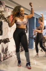 SERENA WILLIAMS at a a Dance Class in Melbourne 01/12/2017