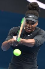 SERENA WILLIAMS at Practice Session at Melbourne Park 01/12/2017
