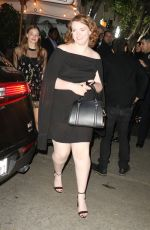 SHANON PURSER at Chateau Marmont in West Hollywood 01/28/2017