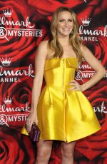 SHANTEL VANSANTEN at Hallmark Channel 2017 TCA Winter Press Tour in Pasadena 01/14/2017